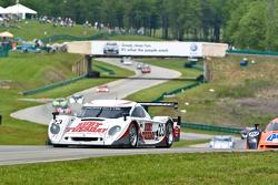 #23 Alex Job Racing Ruby Tuesday Porsche Crawford: Bill Auberlen, Joey Hand