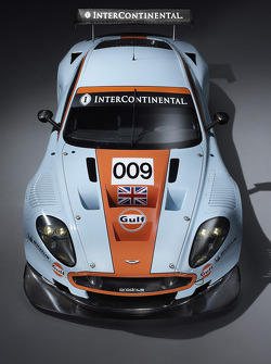The Gulf Aston Martin DBR9 GT1