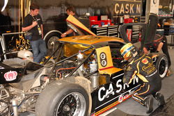 Cheever Racing Crown Royal garage