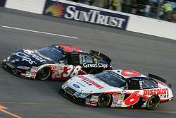 Jason Leffler and David Ragan
