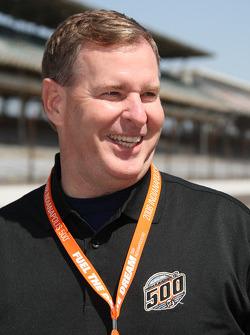 Honorary Starter Indianapolis Mayor Steve Ballard