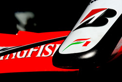 Force India F1 Team, VJM-01, nose