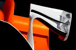 Renault F1 Team, R28, Detail