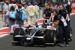 WilliamsF1 Team, FW30
