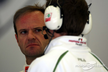 Rubens Barrichello, Honda Racing F1 Team