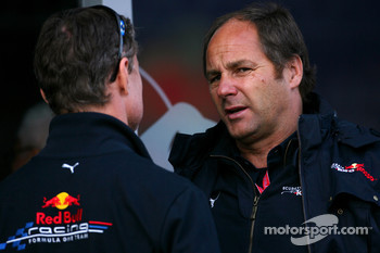 David Coulthard, Red Bull Racing, Gerhard Berger, Scuderia Toro Rosso, 50% Team Co Owner