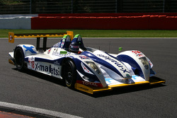 #18 Rollcentre Racing Pescarolo - Judd: Vanina Ickx, Joao Barbosa; Vanina Ickx at the wheel