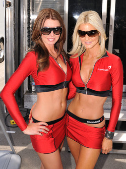 Gorgeous Kumo Tires girls