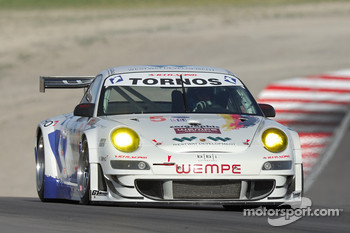 #5 VICI Racing Porsche 911 GT3 RSR: Craig Stanton, Nathan Swartzbaugh