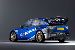 Subaru Impreza WRC2008 launch