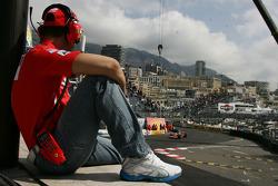 Michael Schumacher, Test Driver & Advisor, Scuderia Ferrari