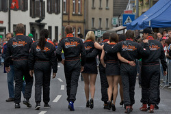 Live-Strip.com Racing team members