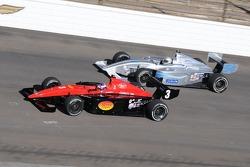 Marc Williams passing Micky Gilbert