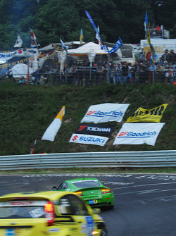 Race action at Wehrseifen
