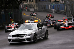 Second safety car