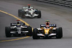 Nelson A. Piquet, Renault F1 Team, Nico Rosberg, Williams F1 Team