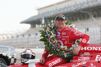 Scott Dixon, Winner Indianapolis 500