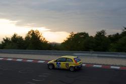#161 Ford Fiesta: Andrij Kruglik, Alexgi Mochanov
