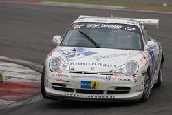 #56 Bonnfinanz Motorsport Porsche 996 GT3 Cup: Oliver Rövenich, Thomas Brügmann, Mario Merten, Wolf Silvester