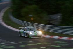 #49 Porsche Center Boras Porsche 996 GT3 Cup: Christer Pernvall, Cleas Lund, Göran Strandberg, Hans Andreasson