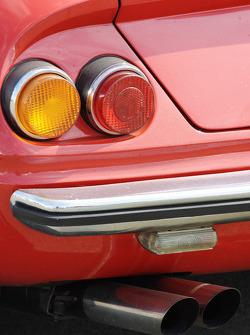 Ferrari 365 GTB4 detail