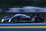 #8 Team Peugeot Total Peugeot 908: Pedro Lamy, Stphane Sarrazin, Alexander Wurz