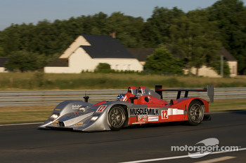 #12 Charouz Racing System Lola Judd: Greg Pickett, Klaus Graf, Jan Lammers