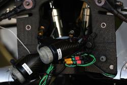 Force India F1 Team, VJM-01, detail
