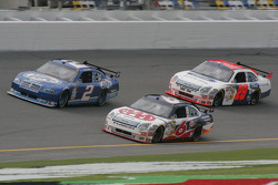 Kurt Busch, David Ragan and Travis Kvapil