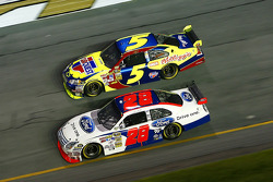 Travis Kvapil and Casey Mears