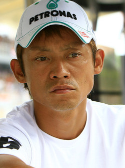 Juichi Wakisaka, Petronas Toyota Team Tom's