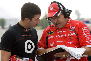 Reed Sorenson and Donnie Wingo