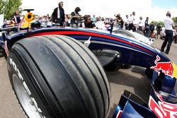 Sebastian Buemi Red Bull Racing