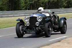 #49 Bentley 4,5 Le Mans 1928: Henri Leysen, Luc Janssens, Vincent Janssens