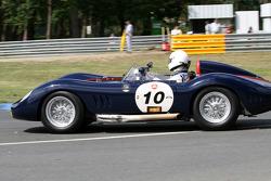 #10 Maserati 250 S 1957: Anton Bilton, Tommaso Gelmini