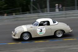 #3 Porsche 356 A Speedster 1957: Heiko Ostmann, Horst Schneider