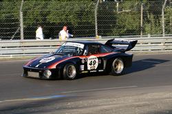 #49 Porsche 935 1979: Patrick Biehler, Marc De Siebenthal