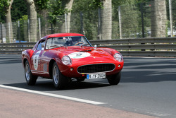 #9 Ferrari 250 GT Tdf 1958: Wolf Zweifler, Matthias Ficht
