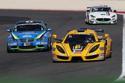 #71 Sofia Car Motorsport, Sin R1 GT4: Hendrik Still, Andreas Guelden
