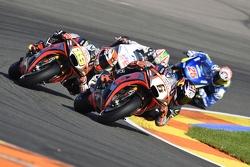 Stefan Bradl, Aprilia Racing Team Gresini and Alvaro Bautista, Aprilia Racing Team Gresini