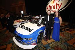 2015 Xfinity Series champion Chris Buescher