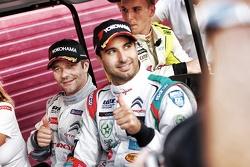 Mehdi Bennani, Citroën C-Elysée WTCC, Sébastien Loeb Racing and Sébastien Loeb, Citroën C-Elysée WTCC, Citroën World Touring Car team