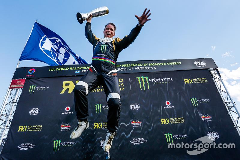 World Rallycross: Petter Solberg (Norwegen)