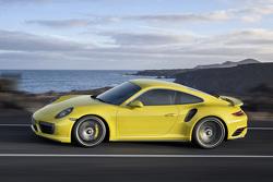 De nieuwe Porsche 911 Turbo S Coupé