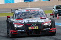 DTM Photos - Antonio Giovinazzi, Audi RS 5 DTM Test Car