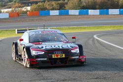 Audi RS 5 DTM Test Car