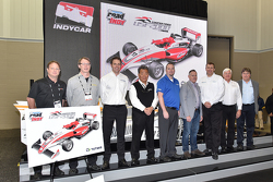 USF2000 new car announcement