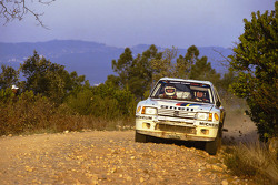 Timo Salonen and Seppo Harjanne, Peugeot 205 T16