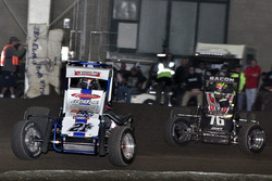 Cory Kruseman hold off Brady Bacon