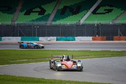 """拿到LMP2组年度冠军""""赛点""""的Race Performance力求稳定"""